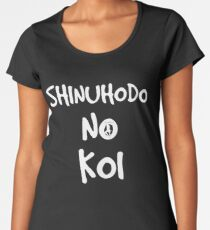 Terrace House: Shinuhodo No Koi Women's Premium T-Shirt