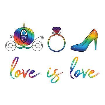 Love is Love - Fairy Tale Wedding by fairytalelife