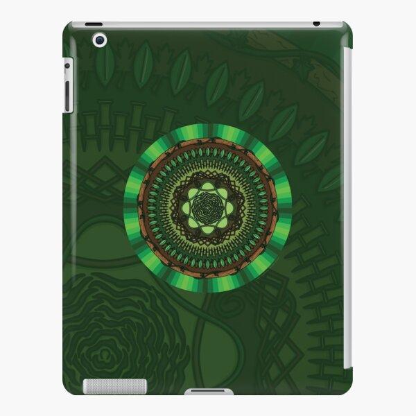 Earth Mandala iPad Snap Case