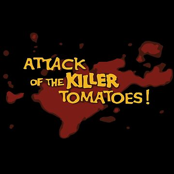 Attack of the killer tomatoes by happycamperYT