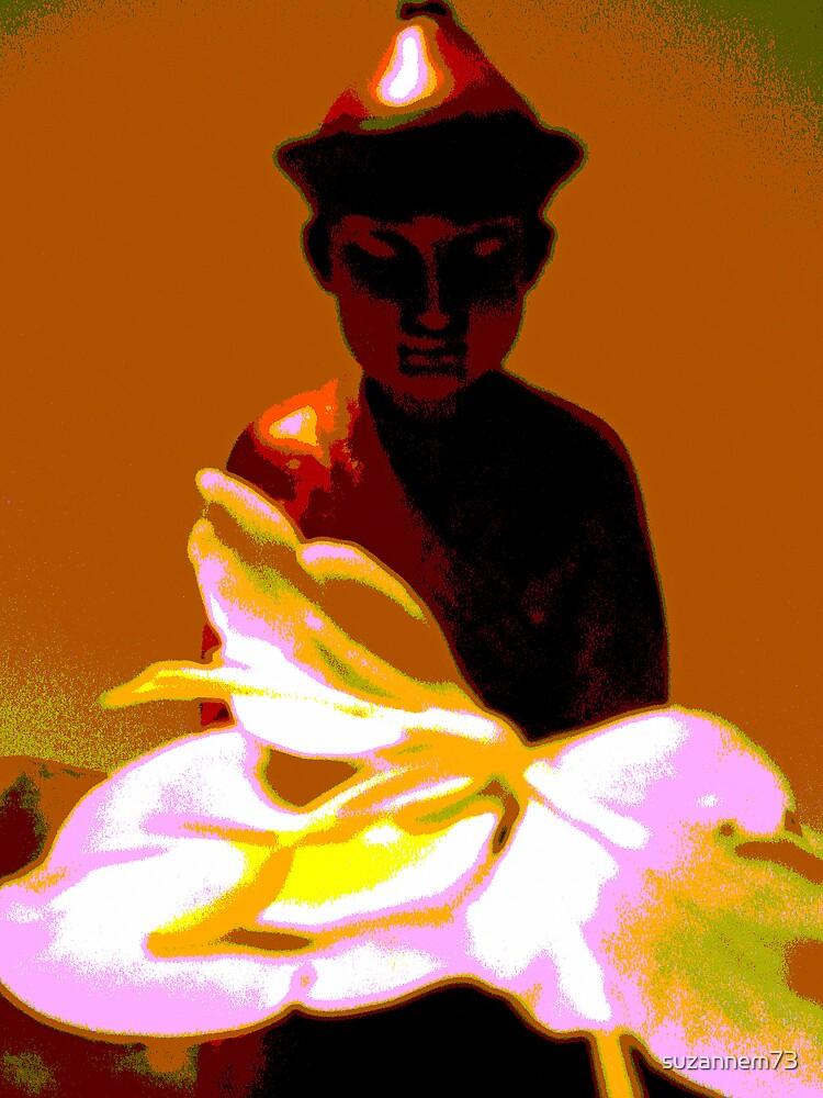 Oriental Boy by suzannem73