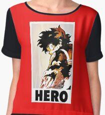 HERO Chiffon Top