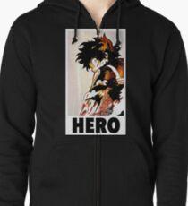 HERO Zipped Hoodie