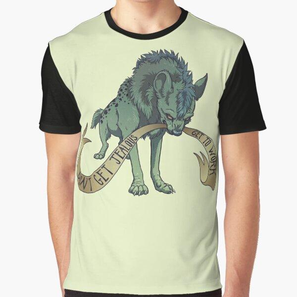 Don't Get Jealous Graphic T-Shirt