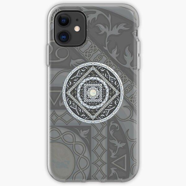 Cancer Mandala iPhone Soft Case