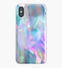 Holographic Ribbon iPhone Case/Skin