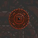Leo Mandala by Valerie Hartley Bennett