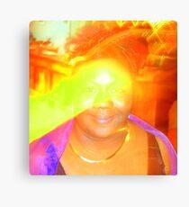 Spiritual Glue Canvas Print