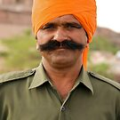 Moustache by David Reid