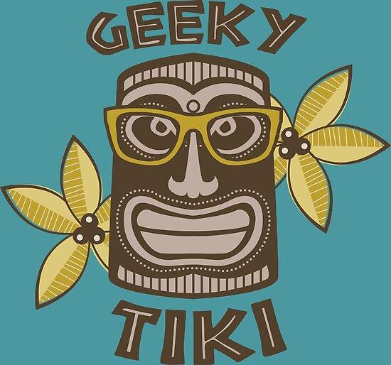 Geeky Tiki by robyriker
