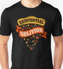 Existential Oblivion - Pizza T-Shirt