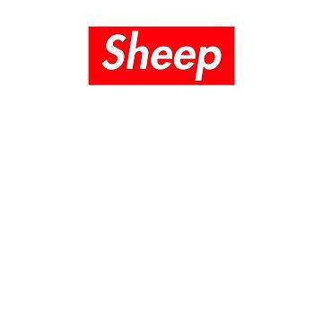 Sheep by GALAXE