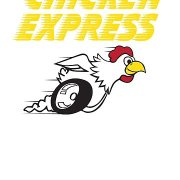 Chicken Express by dlicious-designs