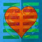 Hexagram 2: K'un (Receptive) by Denise Weaver Ross