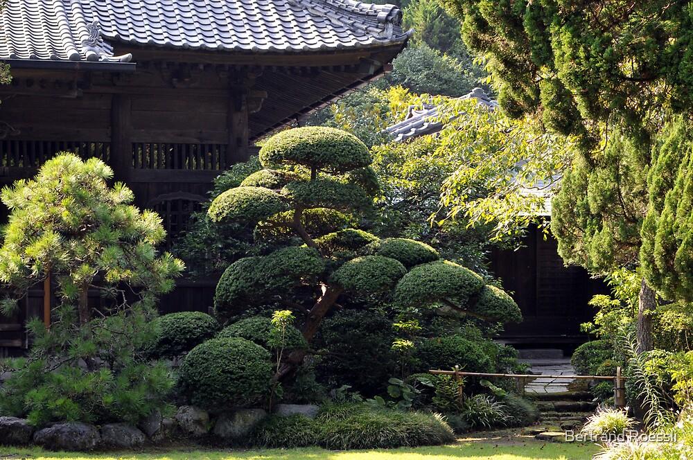jufuku-ji by Bertrand Roessli