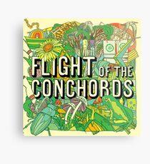 Flight Of The Conchords - Flight Of The Conchords Metal Print