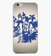 Save the Sea iPhone Case