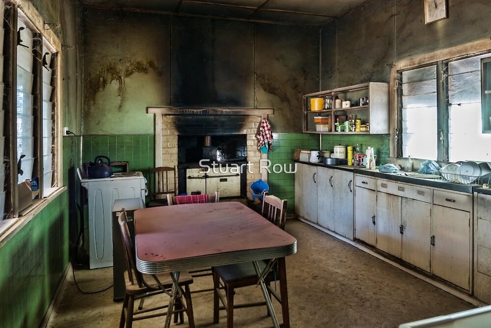 Farmhouse Kitchen by Stuart Row