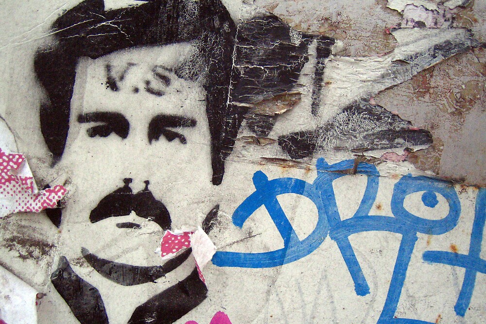 Moustache by zhure