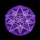 Stardust Planet Mandala by GOAcARToon