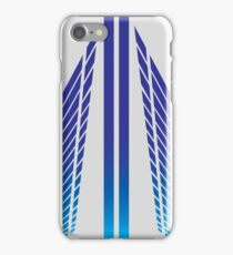 2 Fast 2 Furious Brian Nissan Skyline GT-R R34 car decal iPhone Case/Skin
