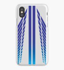 2 Fast 2 Furious Brian Nissan Skyline GT-R R34 car decal iPhone Case