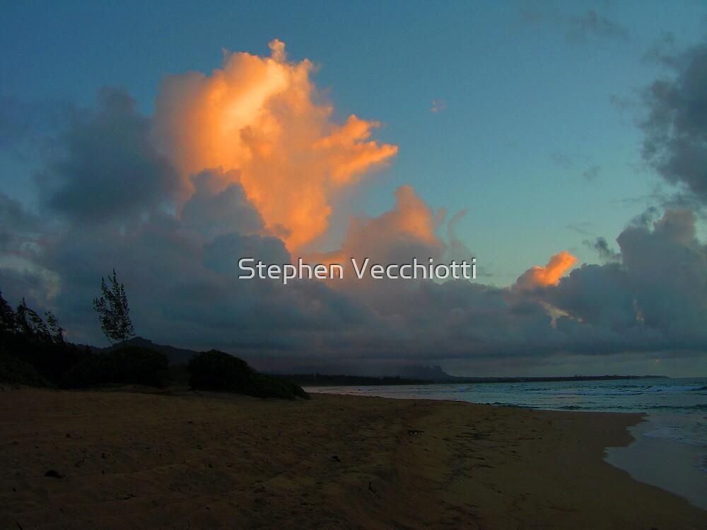 Kauai Dawn by Stephen Vecchiotti