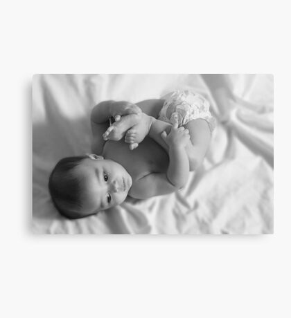 Bundle of Joy Canvas Print