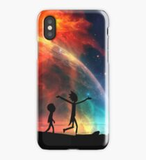 the universe is under no obligation to make sense to you iPhone Case/Skin
