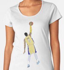 Kyle Kuzma Dunk Women's Premium T-Shirt