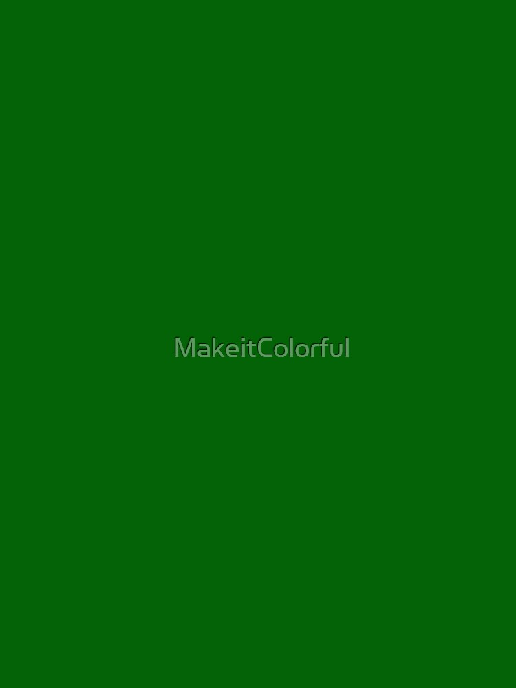 Emerald Green by MakeitColorful