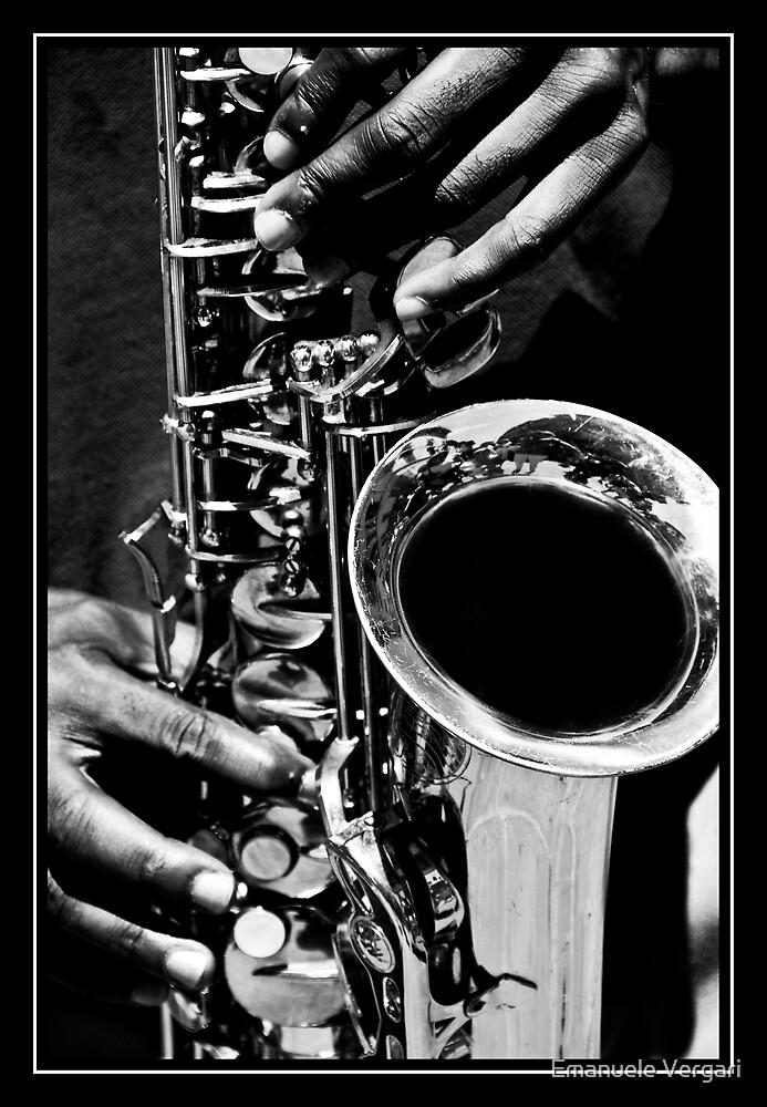 Jazz in my mind by Emanuele Vergari