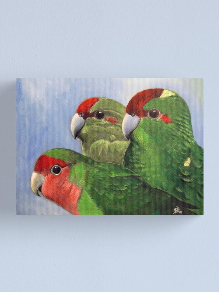 Alternate view of Three Friends Canvas Print