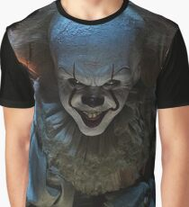 IT - Pennywise - IT movie Graphic T-Shirt