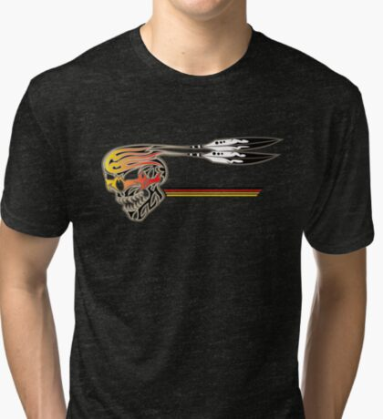 Fire Spirit Tri-blend T-Shirt