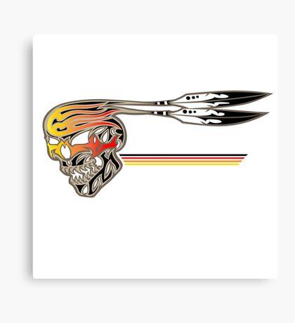 Fire Spirit Canvas Print
