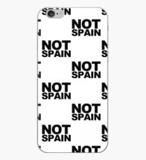 Catalans independence vote iPhone Case