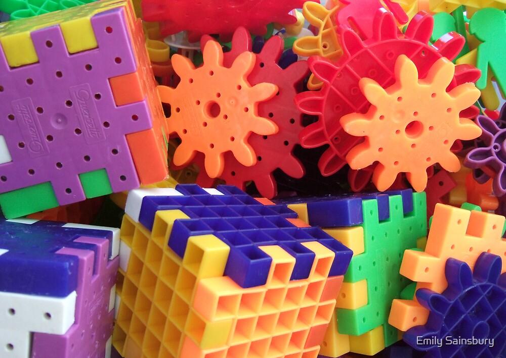 Toys by Emily Sainsbury