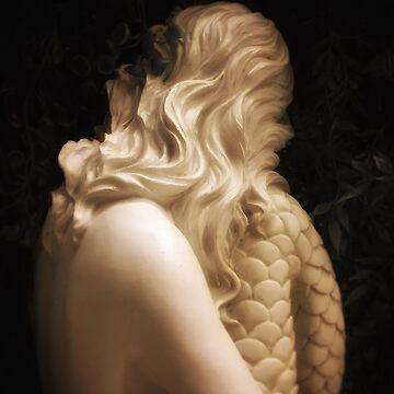 Hidden Mermaid by nlittle