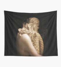Hidden Mermaid Wall Tapestry