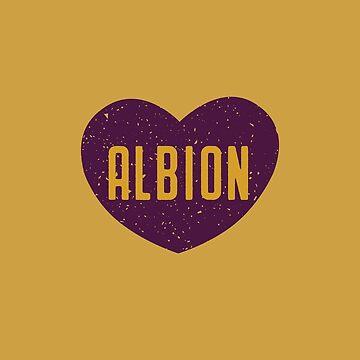 Albion-Hochschulherz von its-anna