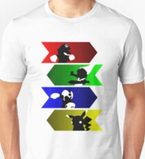 Choose your smash fighter!!! T-Shirt