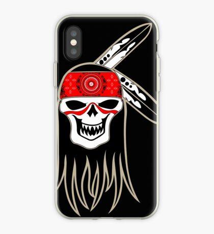 Skull Spirit  iPhone Case