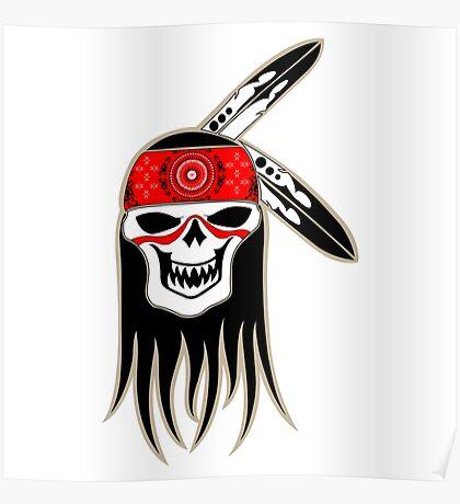 Skull Spirit  Poster