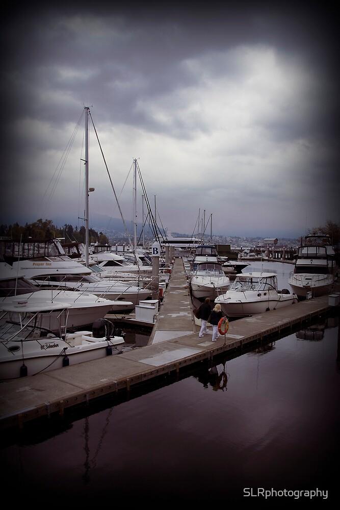 Vancouver Marina by SLRphotography