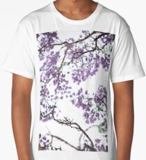 Jacaranda Long T-Shirt