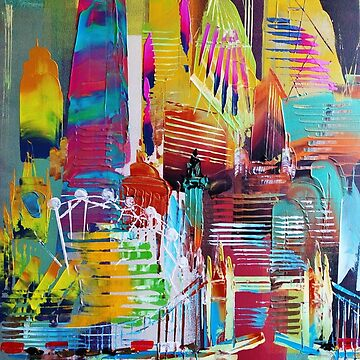 Fantastic London 127 by artsale