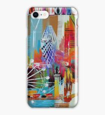 Love London 166 iPhone Case/Skin