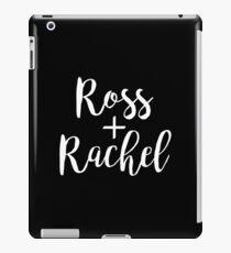 Ross and Rachel   Friends   Cult tv iPad Case/Skin
