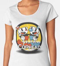 Cuphead Women's Premium T-Shirt
